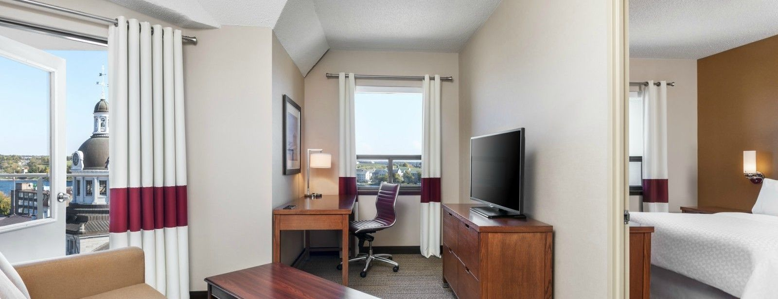 Kingston Accommodations - Junior Suite