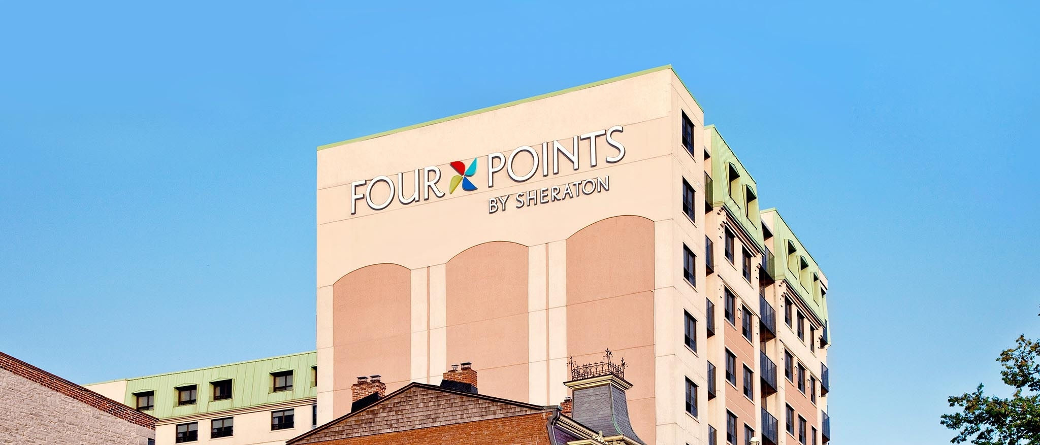 Four Points by Sheraton Kingston - Hotel Exterior